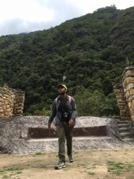 Travon Inca Trail November 23 2016-1
