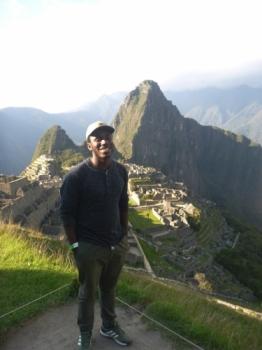 Machu Picchu vacation November 23 2016