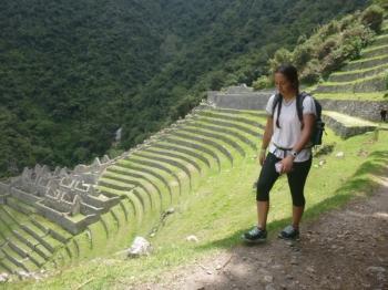 Victoria Inca Trail November 23 2016