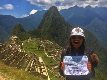 Machu Picchu vacation November 23 2016-2