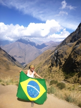 Anna Inca Trail August 31 2016