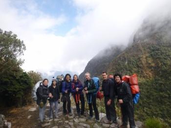 Liana-Mara Inca Trail August 31 2016-2