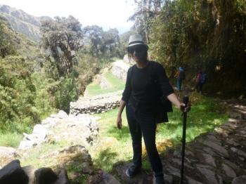 Laura Inca Trail November 12 2016-2