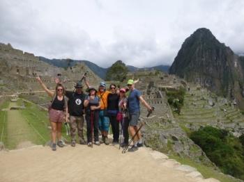 Laura Inca Trail November 12 2016