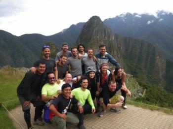 Machu Picchu trip November 24 2016
