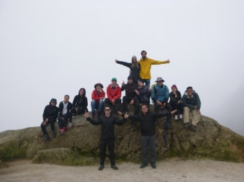 Kathrin Inca Trail January 03 2017-1
