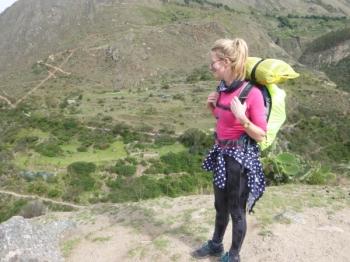 Kathrin Inca Trail January 03 2017