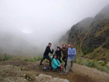 Machu Picchu vacation December 02 2016