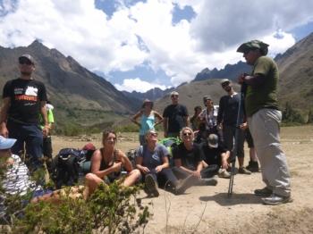 Norman Inca Trail November 14 2016