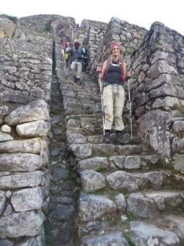 Delia Inca Trail November 18 2016-2