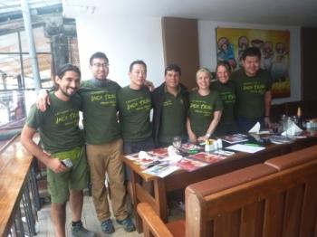 Peru trip April 19 2017