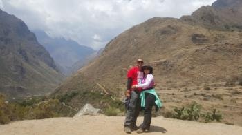 Pedro-Maria Inca Trail September 16 2016-2