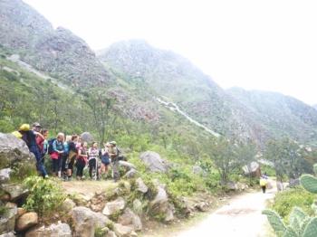 Chloe Inca Trail April 03 2017-2