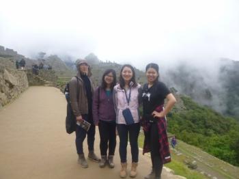 Machu Picchu vacation January 06 2017