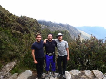Tom Inca Trail November 24 2016-1