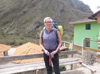 Ginny Inca Trail November 30 2016-2