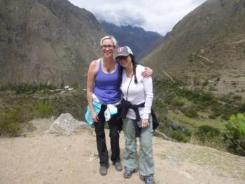 Ginny Inca Trail November 30 2016