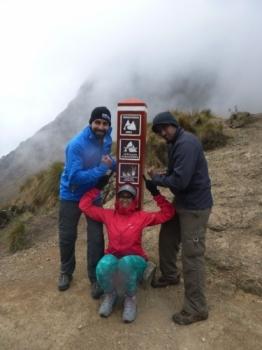 Peru travel November 28 2016