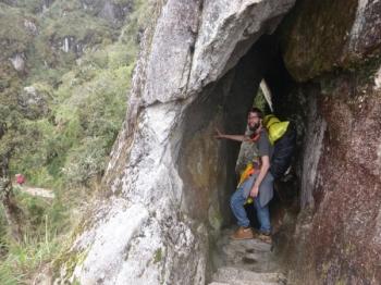 Machu Picchu vacation January 03 2017