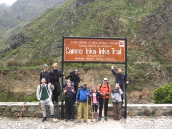 Peru vacation January 09 2017