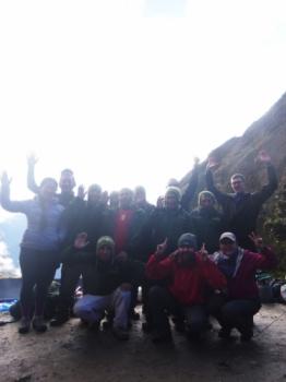 Matthew Inca Trail April 12 2017-2
