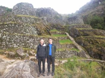 Matthew Inca Trail April 12 2017