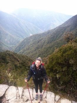 Elizabeth Inca Trail December 22 2016-2