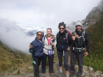 Machu Picchu trip November 29 2016