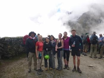 Bernardina Inca Trail April 13 2017