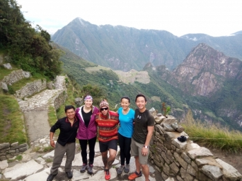 Sarah Inca Trail December 18 2016-1