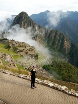 Sarah Inca Trail December 18 2016-2
