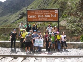 Peru vacation January 01 2017