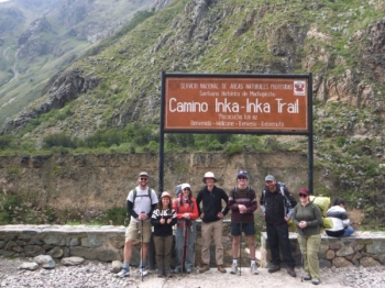 Peru vacation March 01 2017