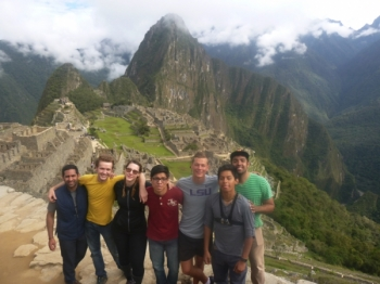 Peru vacation November 26 2016