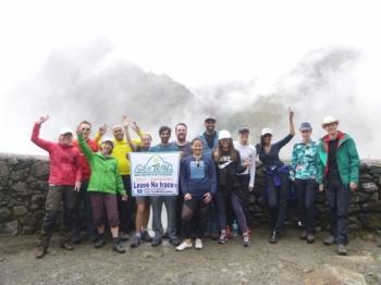 Disa Inca Trail December 21 2016