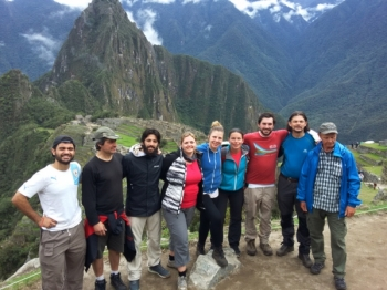 Machu Picchu trip October 26 2016