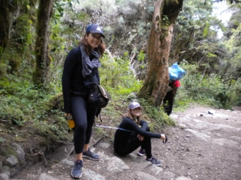Elizabeth Inca Trail December 25 2016-1