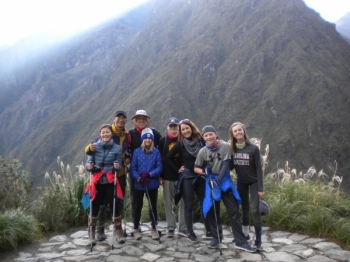 Cambry Inca Trail December 25 2016-2