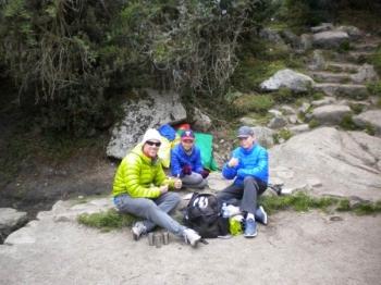 Brady Inca Trail December 25 2016-2