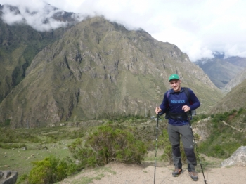 Andreas Inca Trail January 03 2017