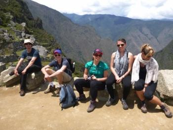 Machu Picchu trip November 05 2016