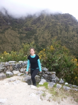 Machu Picchu vacation May 09 2017