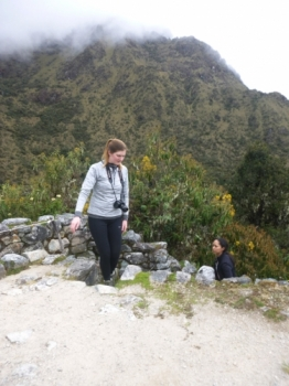 Tesse Inca Trail May 09 2017-2