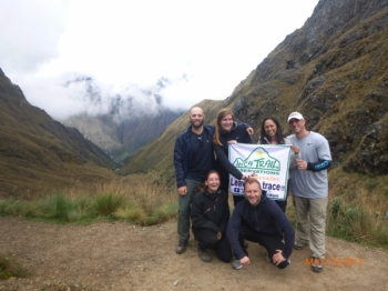 Tesse Inca Trail May 09 2017