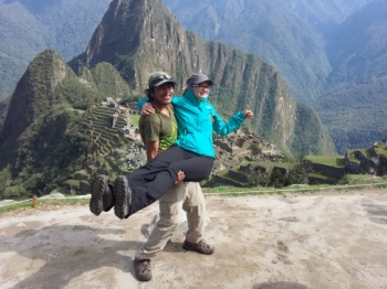 Machu Picchu vacation November 06 2016