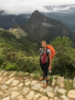 Machu Picchu vacation December 23 2016