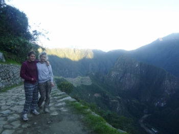 Natasha Inca Trail May 15 2017-2