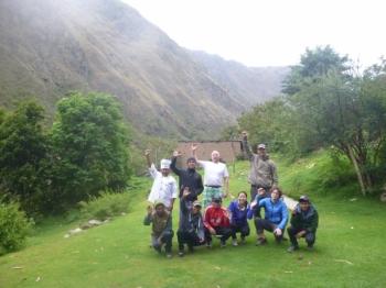 Cameron Inca Trail December 20 2016-1