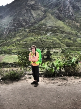 Cameron Inca Trail December 20 2016