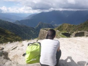 Machu Picchu trip December 20 2016